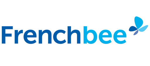 French bee logo