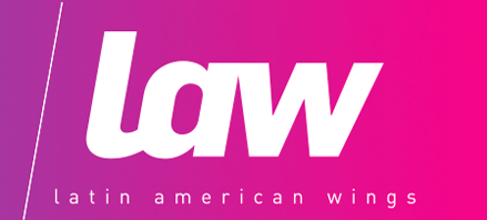Latin American Wings (LAW) logo