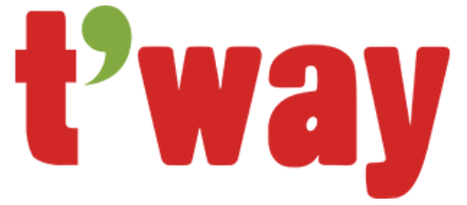 T'way Airlines logo
